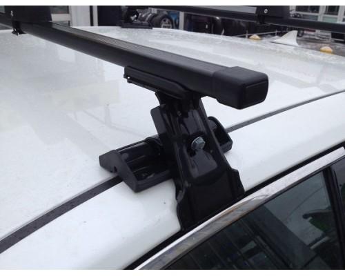 Багажник Интер Д-1 за дверной проем со стальными дугами