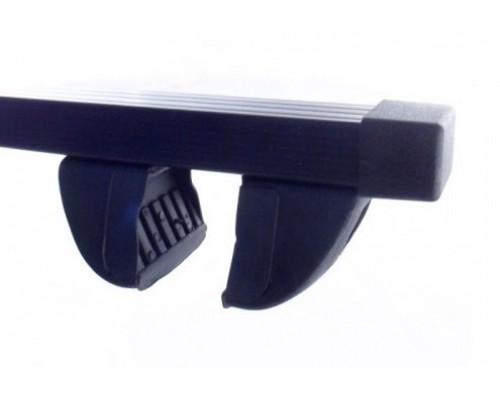 Багажник КРЕПЫШ со стальными дугами на рейлинги