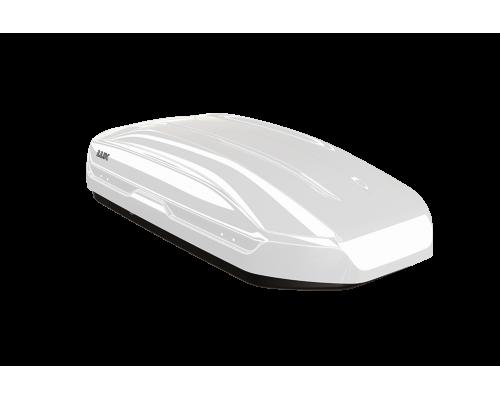 Автомобильный бокс LUX TAVR 450L белый глянцевый