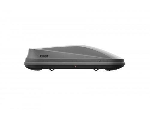 Автомобильный бокс Thule Touring M Titan серый матовый