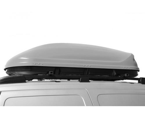 Автомобильный бокс Turino 1 Lux серый глянцевый