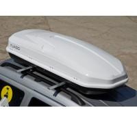 Автомобильный бокс YUAGO Antares (Euro lock) белый