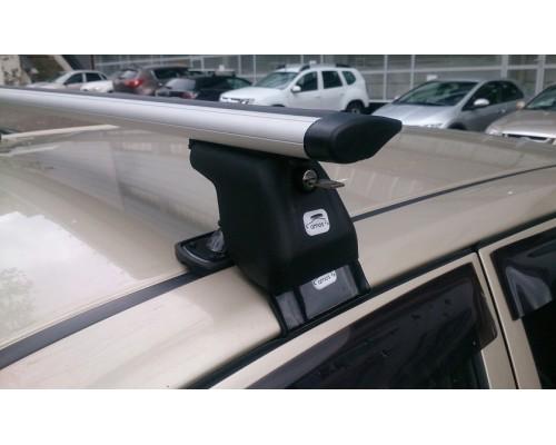 Багажник  Inter D-1 NEW Plus с крыловидными дугами