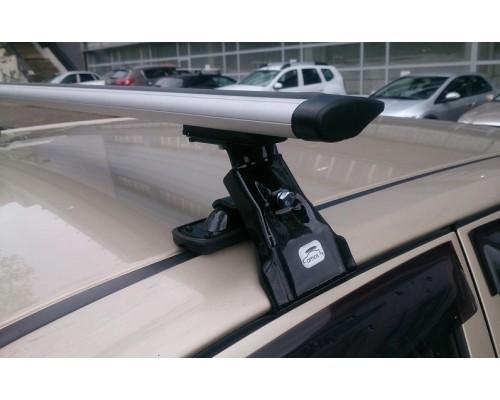 Багажник Inter D-1 NEW с крыловидными дугами