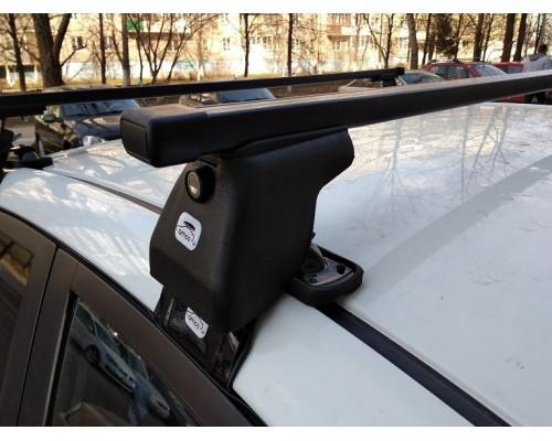 Багажник Inter D-1 NEW Plus со стальными дугами
