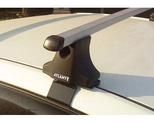 Багажник Atlant с прямоугольными дугами для Lada 2110/ 2112