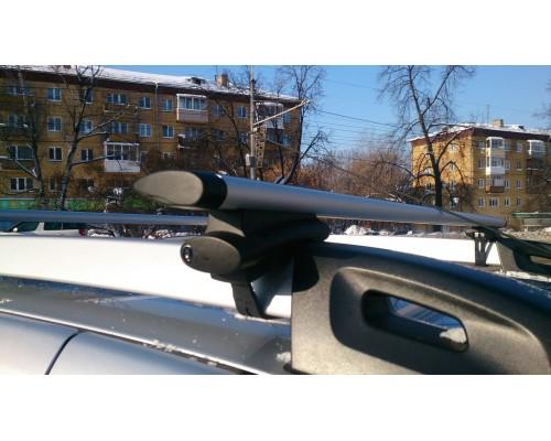 Багажник Belt с хомутом крыловидный на рейлинги