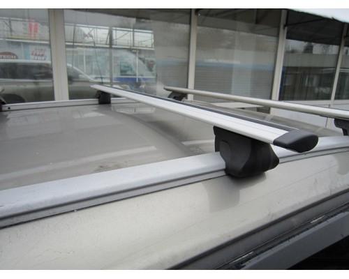 Багажник ИНТЕГРА с крыловидными дугами на рейлинги