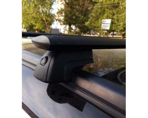 Багажник V-star крыловидный черный для Suzuki Grand Vitara 2005-