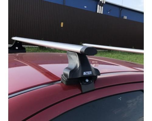 Багажник Inter аэро для Renault Kaptur