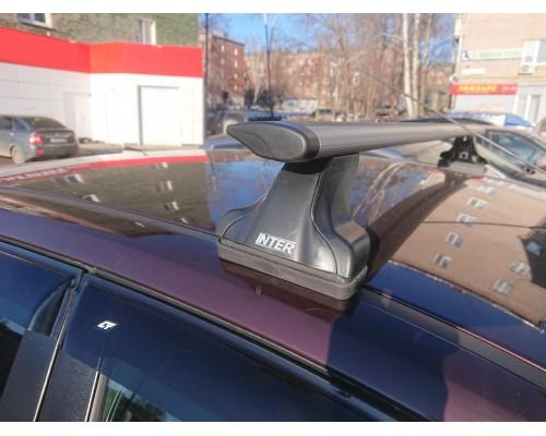 Багажник Inter крыло для VOLKSWAGEN AMAROK (штатные места)