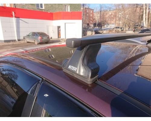 Багажник Inter прямоугольный для VOLKSWAGEN AMAROK (штатные места)