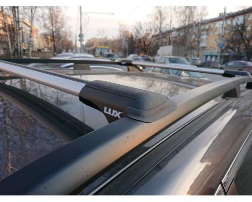 Багажник Lux Хантер L54-R на классические рейлинги