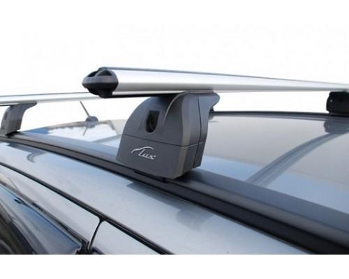 Багажник Люкс Аэро классик на интегрированные рейлинги для AUDI Q5  2008-