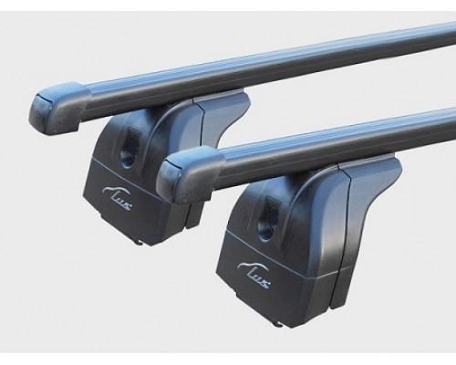 Багажник Люкс Стандарт на интегрированные рейлинги для Lifan X70 2017-