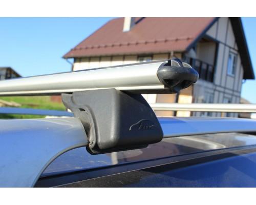 Багажник Люкс Классик с аэродинамическими дугами 120 см.