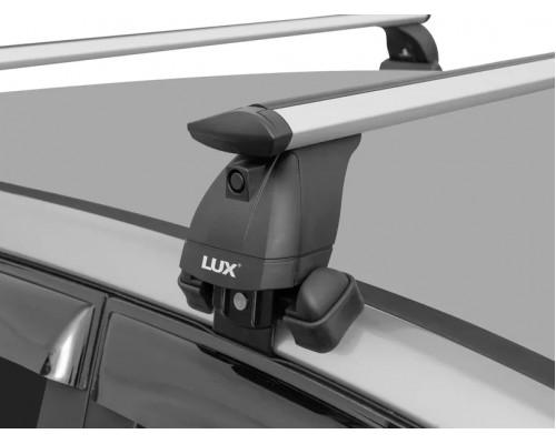Багажник LUX New аэро-трэвэл для Renault Kaptur 2016-
