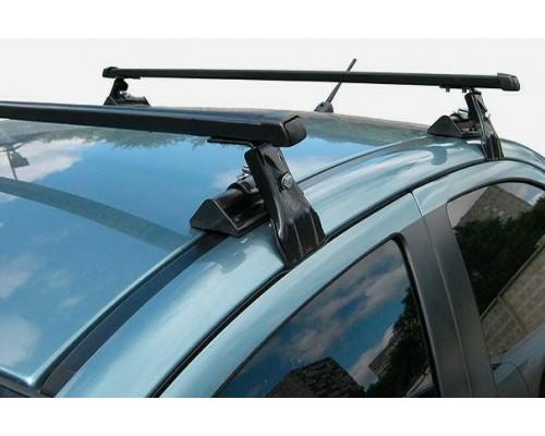 Багажник Муравей Д2 за дверной проем со стальными дугами