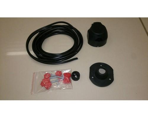 Комплект универсальной электрики 7-pin для фаркопа