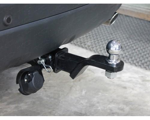 Фаркоп ТСС быстросъемный для Land Rover Discovery Sport 2015-