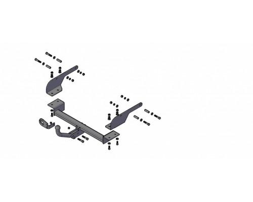 Фаркоп Трейлер для Nissan Almera 2013-