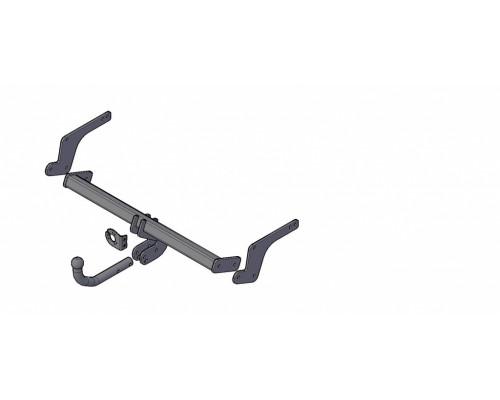 Фаркоп Трейлер для Nissan Terrano 2WD,4WD 2014-