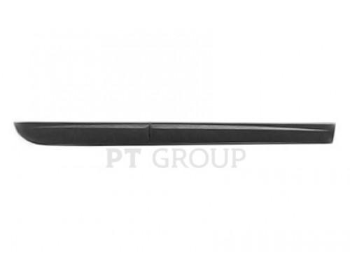 Накладки на двери (Молдинги) ПТ Групп для Renault Duster 2012- (в т.ч. рестайлинг)