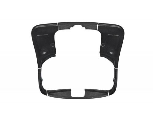 Накладки на 5-ю дверь (ABS) ПТ Групп для Renault Duster 2012- (в т.ч. рестайлинг)