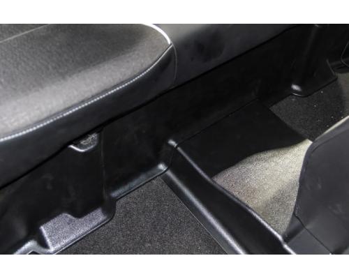 Накладки на ковролин под заднее сиденье Yuago АртФорм для Renault Arkana