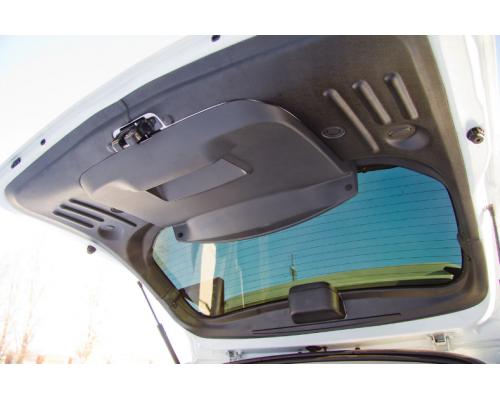 Облицовка крышки багажника Yuago АртФорм для Renault Duster 2015- (рестайлинг)