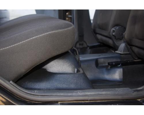 Накладки на ковролин задние Yuago АртФорм для Lada Granta 2014-