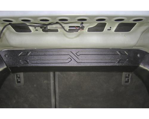 Накладка на перегородку багажника Yuago АртФорм для Lada Vesta седан/ Vesta Cross седан