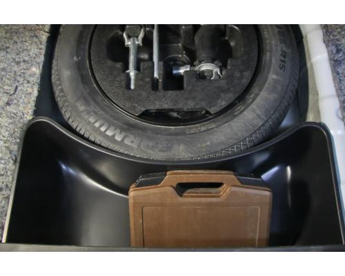 Органайзер нижний в нишу запасного колеса Yuago АртФорм для Lada Vesta седан/ Vesta Cross седан