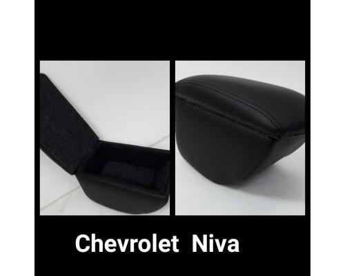Подлокотник Alvi-style для  CHEVROLET NIVA 2015- (на консоль)