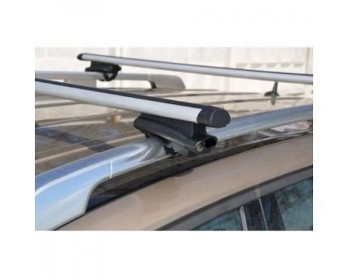 Багажник Belt с хомутом аэродинамический на рейлинги